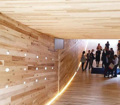 Acoustic Hallways